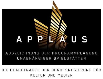 Applaus | Initiative Musik | Auszeichnung
